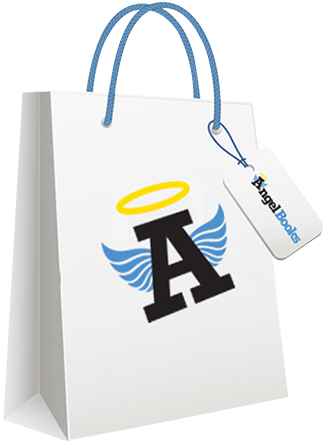 AngelBooks shopping bag
